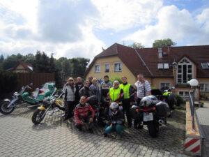 Ausfahrt nach Bad Klosterlausnitz