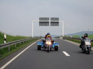 Ausfahrt nach Königsee