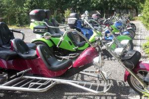 Trike-Tour nach Storkow