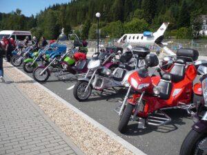 Trike-Tour ins Vogtland