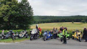2020 Trike-Tour ins Weserbergland