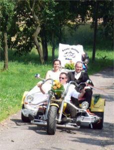 Bikerhochzeit Bad Schmiedeberg