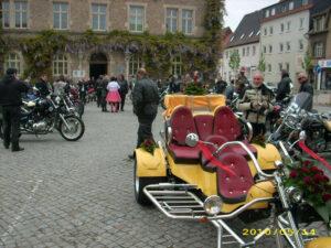 Bikerhochzeit Lützen