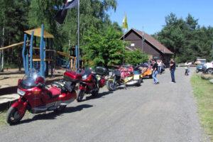 Ausfahrt in den Spreewald