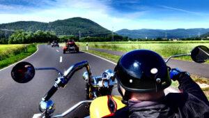 Trike-Ausfahrt zum Edersee