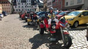 Trike-Tour ins Erzgebirge