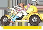 Trike-Vermietung Dewor