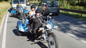 Trike Begeisterter Achim