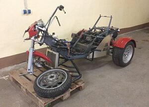 Service: Trike Rparatur